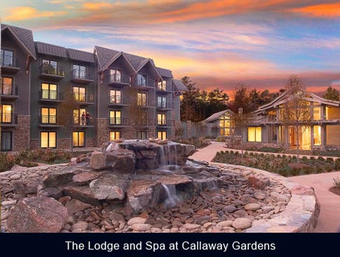 Black Meetings Tourism The Lodge And Spa At Callaway Gardens Presents Timeless Holiday
