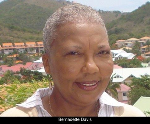 Bernadette Davis Net Worth