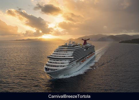 Black Meetings & Tourism - Carnival Cruise LInes Partners