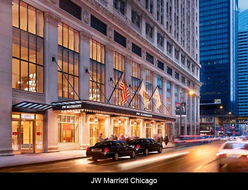 Black Meetings & Tourism - JW Marriott Chicago Adds Gluten-Free And