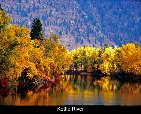 kettle river black singles From its source at the outlet of holmes lake in the monashee mountains of  british columbia, the kettle river flows south to midway, british columbia along  the.