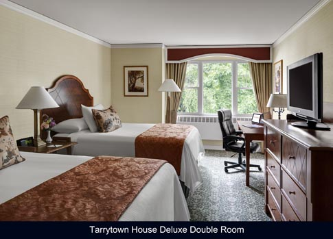 Tarrytown House Book Rooms