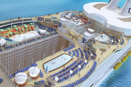 Royal caribbean virtual tour allure of the seas