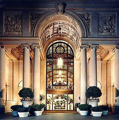 Black meetings tourism classic hotels for spectacular for Classic hotel design