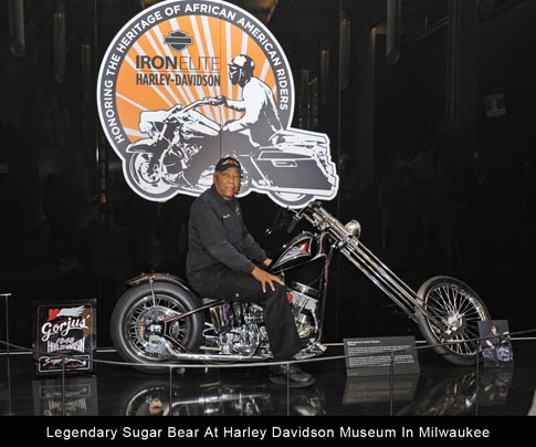 Black Meetings & Tourism - Harley-Davidson Pays Special